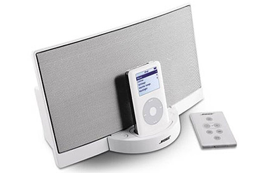 Bose for iPod