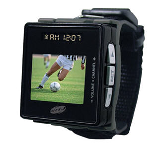nhj wristwatch television les montres high tech 28 septembre 2005. Black Bedroom Furniture Sets. Home Design Ideas