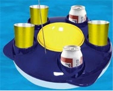 Plateau t l command flottant for Plateau piscine flottant