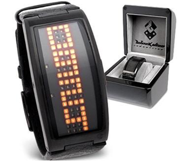 12 montres high tech tr s polyvalentes led m moire. Black Bedroom Furniture Sets. Home Design Ideas