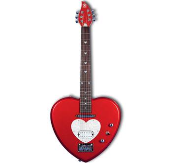 cadeau saint valentin guitariste