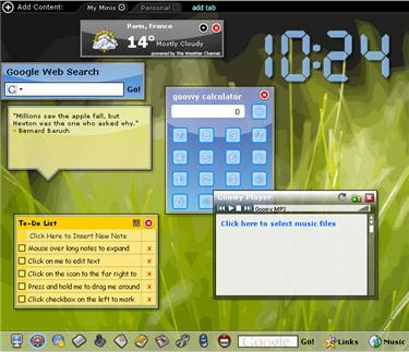 Bureau virtuel goowy - Bureau virtuel gratuit en ligne ...