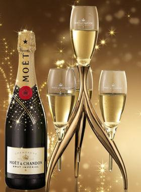 skål champagne