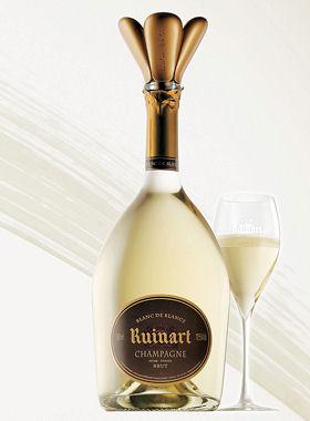 champagne ruinart prestige