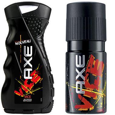 Réduction de 20% sur la marque Axe (for men) dans Cosmétiques 10-axe