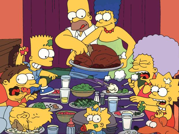 Fabuleux Le régime Homer Simpson KD17