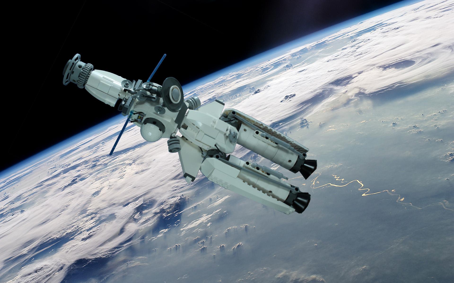satellite sci fi nasa - photo #23