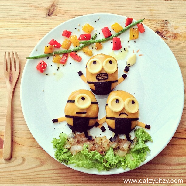 Très Comment égayer le repas des enfants ? TV43