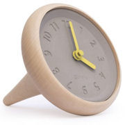 Cadeau de Noël : Horloge toupie