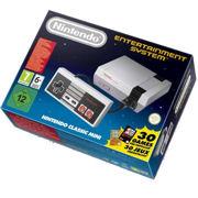 Cadeau de Noël : Nintendo NES mini