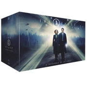 Cadeau de Noël : Bluray  X-Files