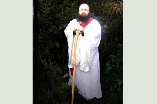 Traditionnel Existent Le Druides Encoregt; Les Costume DH9W2IE