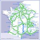 Carte info trafic autoroutes