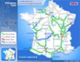 Info trafic : prévisions de circulation