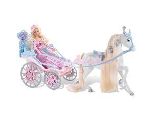 9 jouets filles pour no l le carrosse et la poup e - Cendrillon et son carrosse ...
