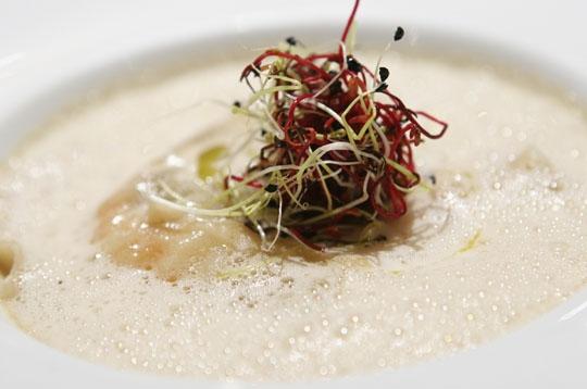 Raviole de langoustine le pergol se paris sur l for L internaute cuisiner