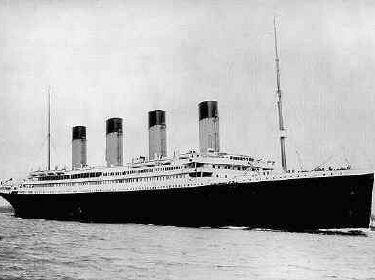 Les paquebots qui vous font r ver le titanic - Coloriage titanic ...