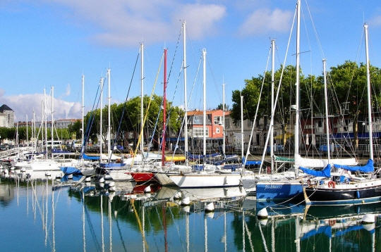 port de la rochelle les images des ports de plaisance laur 233 ats du pavillon bleu 2006