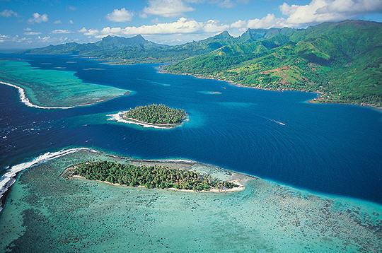 raiatea   12 photos du livre  u00celes et archipels  polyn u00e9sie