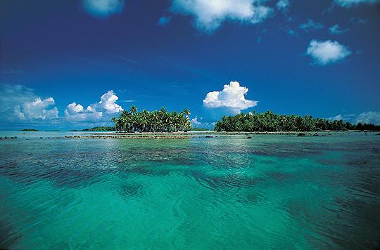 lagon bleu  u00e0 rangiroa   12 photos du livre  u00celes et