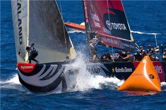 Team new zealand r ve de regagner la coupe de l 39 america team new zealand r ve de regagner la - Petite coupe de l america ...