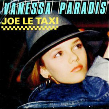 1987 : joe le taxi - vanessa paradis