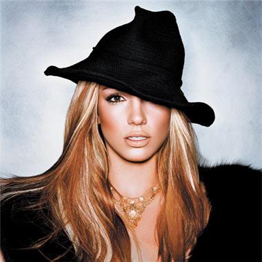 Britney Britney-chapeau