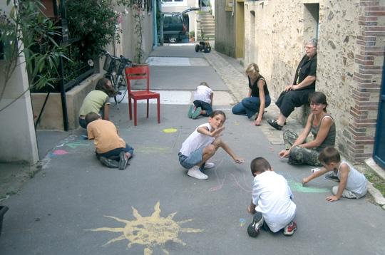 Nantes concours de photos trentemoult l 39 t jeux de rue for 11 rue de la maison blanche nantes