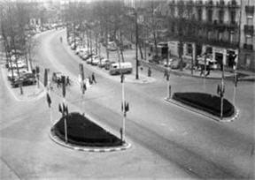 Cours des 50 Otages, 1961