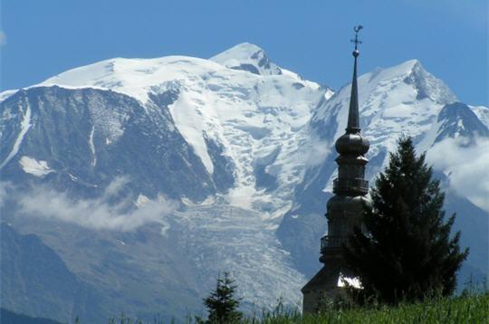 le mont blanc en images   7 photos du mont blanc