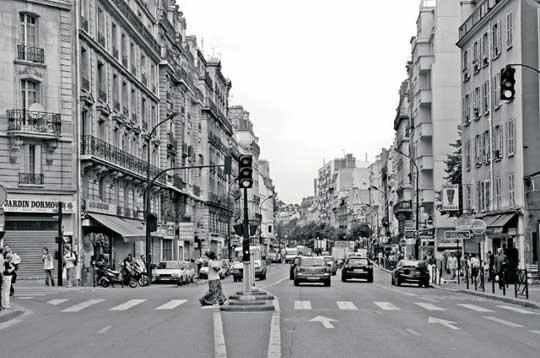 Rue de la Chapelle