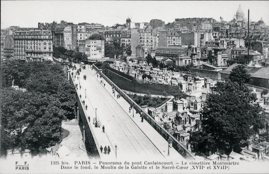 Le Viaduc Caulaincourt