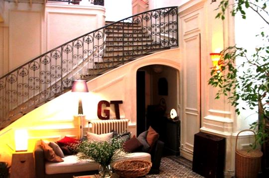 Paris des appartements de r ve paris une maison aux for Appartement de reve