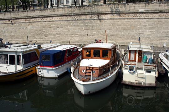 Canauxrama port de l 39 arsenal - Port de l arsenal bastille ...