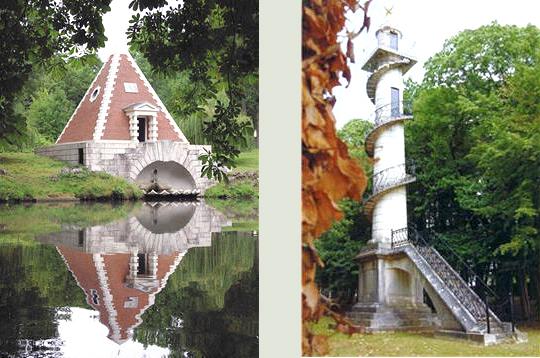 D couvertes insolites en ile de france parc de groussay montfort l 39 amaury - Chateau de groussay montfort l amaury ...