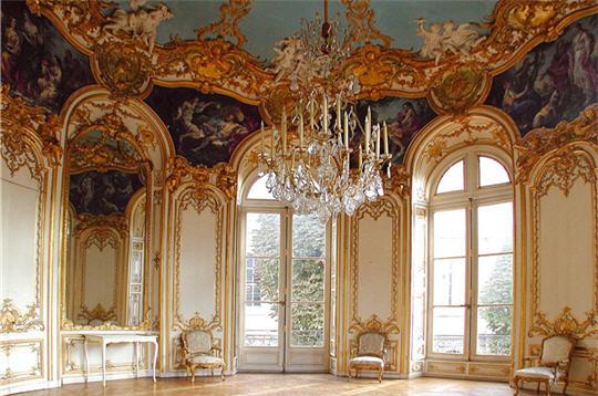 Le marais comment par danielle chadych l 39 h tel de soubise - Salon de la decoration paris ...