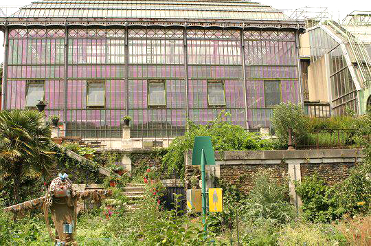 Visite du quartier mouffetard avec le guide audio metrophone le jardin des plantes for Jardin plantation