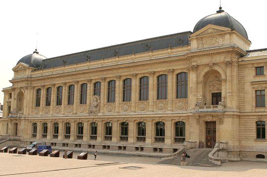 París. Museu d'història natural
