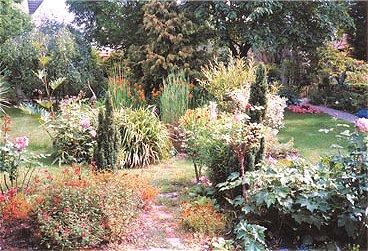 Les belles plantes d 39 ile de france le jardin enchant for Salon de jardin ile de france