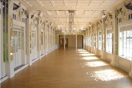 Salles de f tes le salon des miroirs for Salon des seniors paris