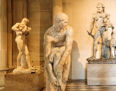 Le Louvre Se Modernise Renovation Des Salles