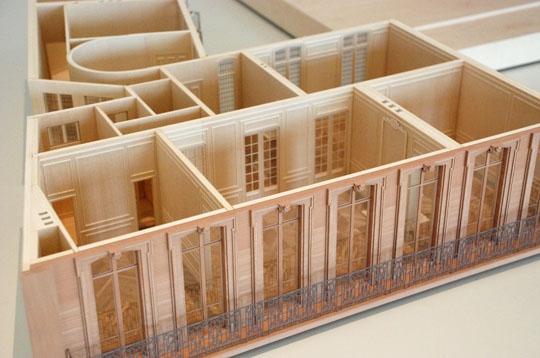 Une architecture fonctionnelle la cit de l 39 architecture for Architecture fonctionnelle