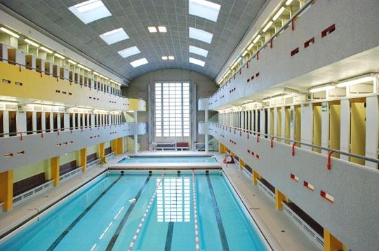 Paris la piscine ch teau landon xe activit s for Piscine pour nager paris