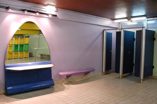 Paris la piscine roger le gall xiie les horaires for Piscine roger le gall