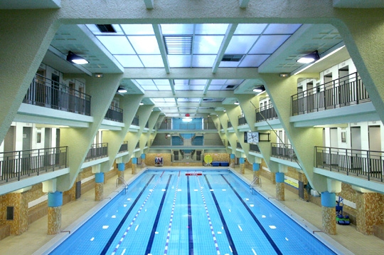 Paris la piscine rouvet xixe le bassin for Accessoire piscine sollies pont