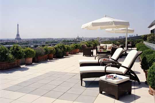 La terrasse le meurice sur l 39 internaute paris Terrasse vue paris