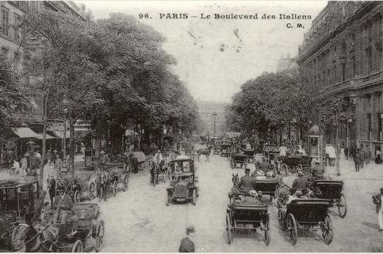 Paris d'antan - 1ère partie dans Photographies du Paris d'hier et d'aujourd'hui 22746