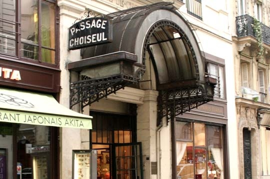 Le passage Choiseul