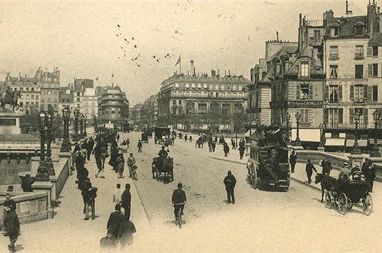 Paris d'antan - 5ème partie dans Photographies du Paris d'hier et d'aujourd'hui 14332