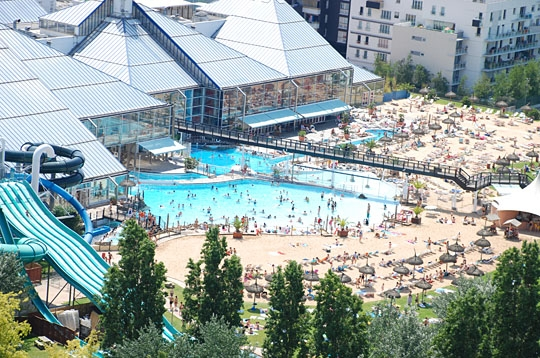 Piscine aquaboulevard paris 15e arrondissement 75015 for Aquagym piscine blomet